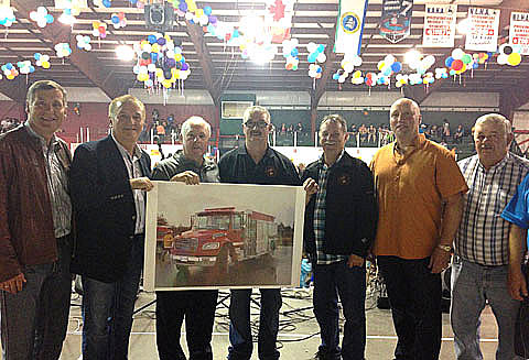 Triton Receives 275 000 For New Firefighting Vehicle And